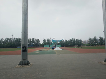 廊坊师范学院-足球场
