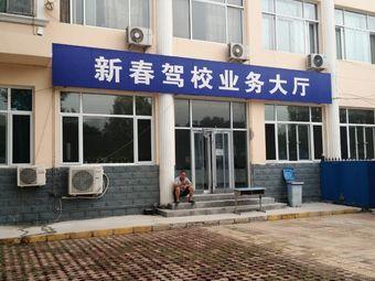 新春驾校业务大厅