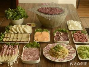 同祥居老式黄泥盆明火烤肉