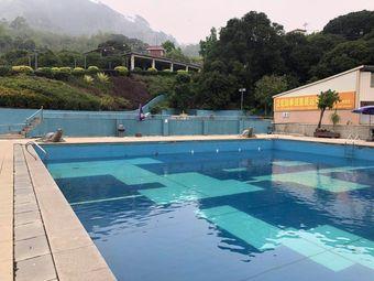 琵琶岩游泳池