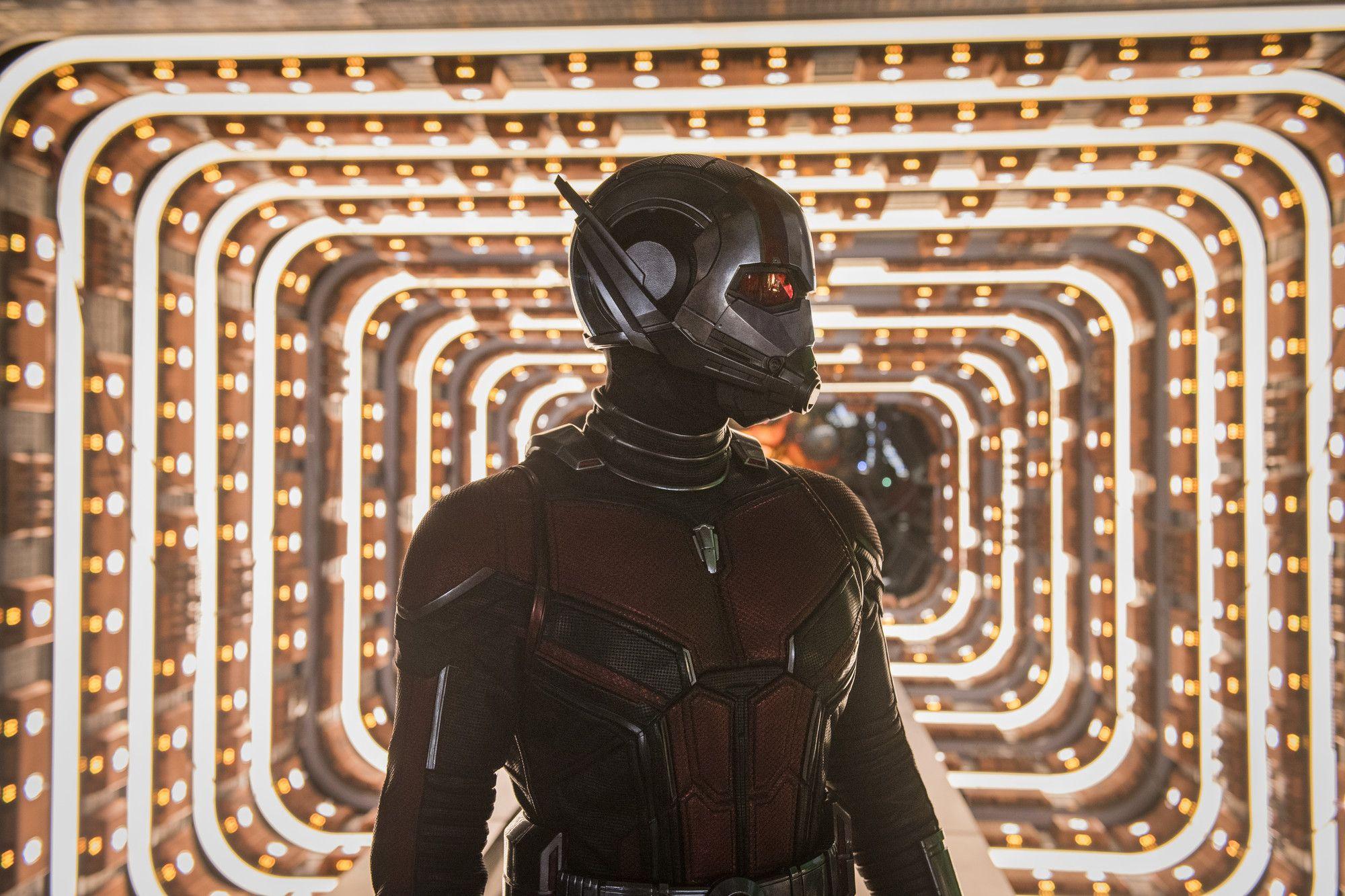《蚁人2:黄蜂女现身》国内票房夺冠,幽默动感获好评