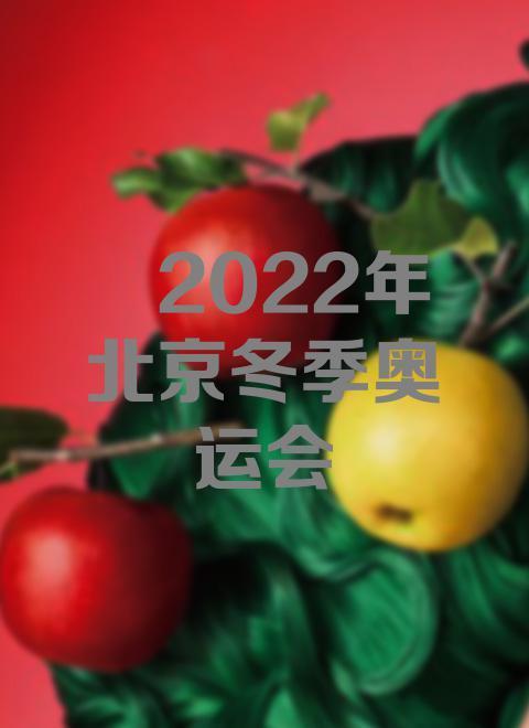 2022年北京冬季奥运会