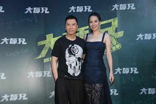 甄子丹赞成抵制天价片酬:我的电影没有问题