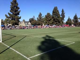 McAlister Soccer Field