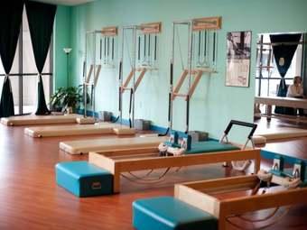 Pilates Studio Instructor   Amber Rabbani