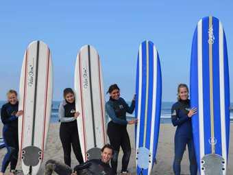 Santa Monica Surf School