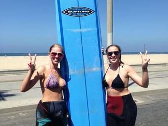 Natural Surf Technique