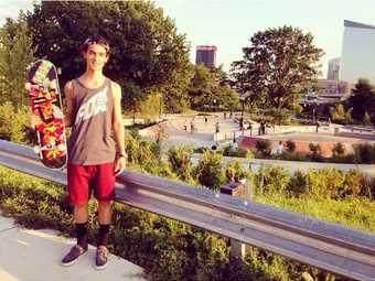 Franklin's Paine Skatepark
