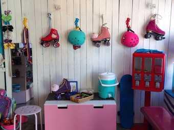 Moxi Roller Skate Shop