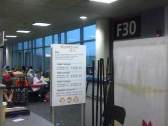 Departure Spa