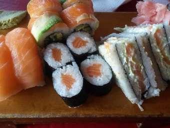 Rainbow Sushi & Chinese Food