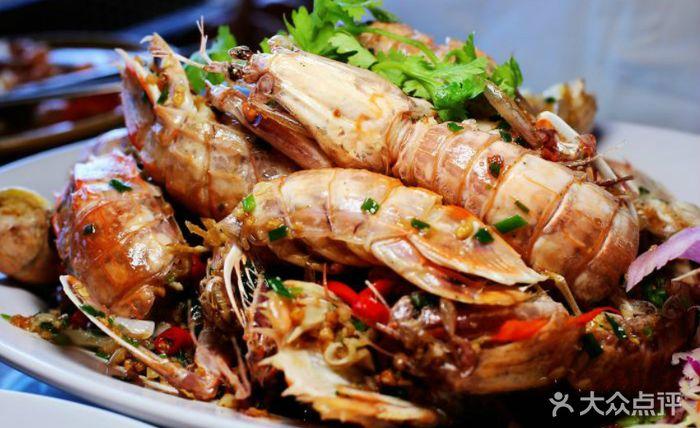 集渔·泰式海鲜火锅皮皮虾图片 - 第37张