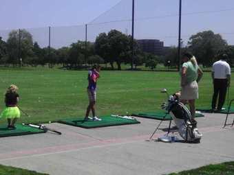 Jennifer Bermingham Golf Academy