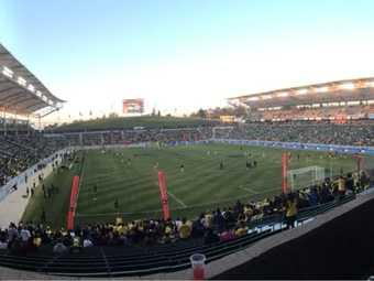 American Express Stadium Club