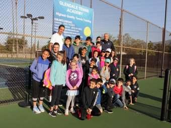 Glendale Tennis Academy