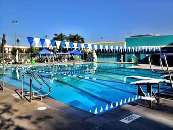 Pacific Community Pool