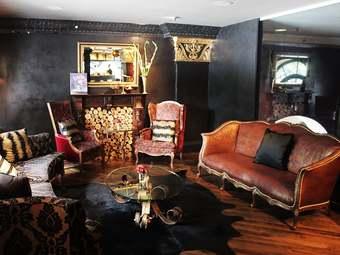 The Velvet Lounge