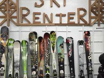 Ski Renter of Mountain View