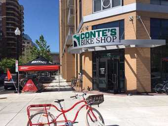 Contes Bike Shop Arlington Va