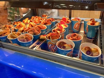 Auntie Anne's(great mall drive)