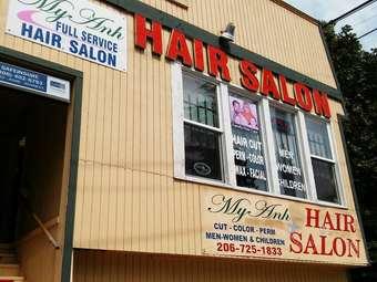 My Anh Hair Salon