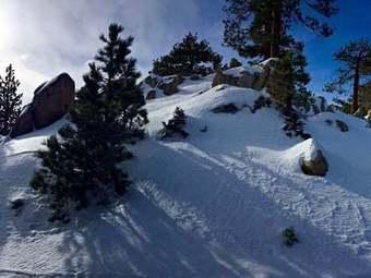 Mount Waterman Ski Lifts