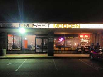 Crossfit Modern