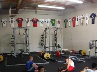 Pro-Sport Training
