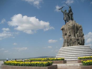 【陈巴尔虎旗】世界反法西斯战争海拉尔纪念园老人/军人/学生票-美团