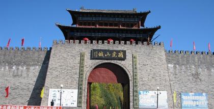【牡丹江出发】威虎山影视城、横道河子东北虎林园1日跟团游-美团