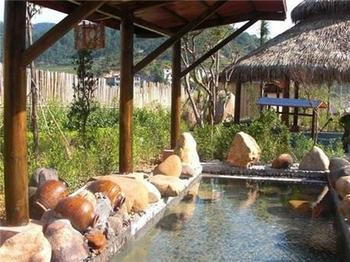 【厦门出发】客都国际温泉度假村纯玩2日跟团游*直通车 温泉养生度假-美团