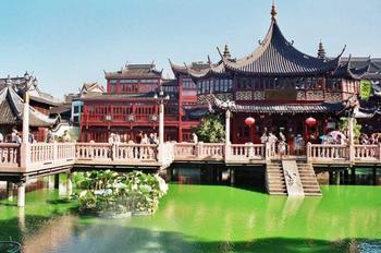 【城隍庙/豫园】上海豫园手机智能电子导游(不含大门票)-美团