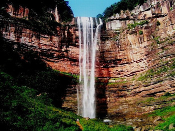 【重庆出发】四面山景区、中山古镇纯玩2日跟团游*看瀑布,含中转车-美团
