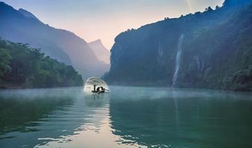 【东莞出发】连州地下河、湟川三峡纯玩2日跟团游*瑶族风情、篝火晚会-美团