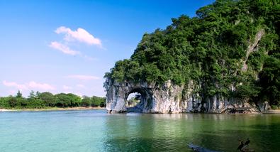 【象鼻山】桂林象山景区地图定位自动中文讲解(不含景区大门票)-美团