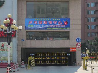 乒乓球培训中心
