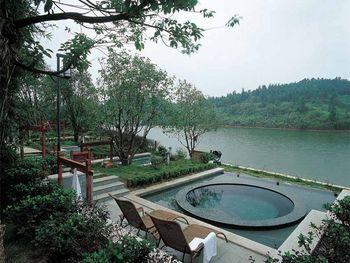 【嘉鱼县】嘉鱼山湖温泉-美团