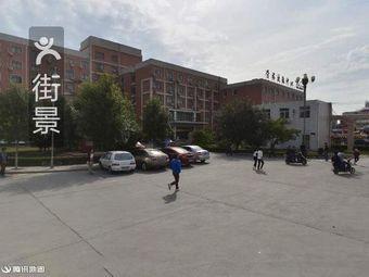 河南科技学院停车场