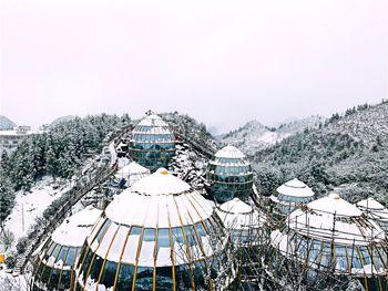 【贵阳出发】梅花山国际滑雪场纯玩2日跟团游*20号开始天天发团-美团