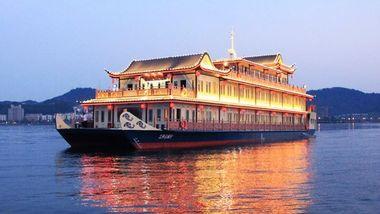 【江滨公园】千岛湖夜游码头-美团