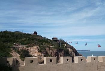 【烟台出发】蓬莱阁景区、刘公岛景区、崂山风景区3日跟团游*半岛文化之旅市内接送-美团