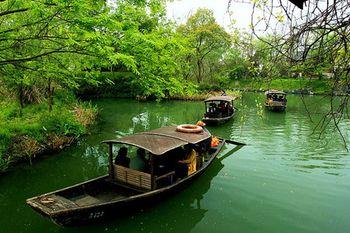 【杭州出发】西溪国家湿地公园、西溪国家湿地公园东区、京杭大运河等无自费1日跟团游*杭州西溪湿地一日游-美团