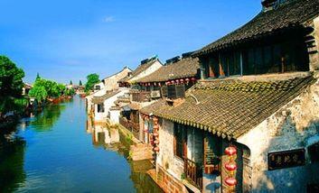 【上海出发】西塘古镇旅游景区、石皮弄、烟雨长廊纯玩2日跟团游*宿景区内特色客栈-美团