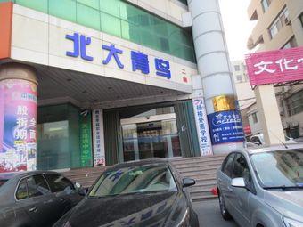 北大青鸟烟台文化宫培训中心
