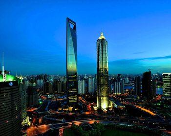 【陆家嘴】上海金融中心观光厅+黄浦江游览船票(成人票)-美团