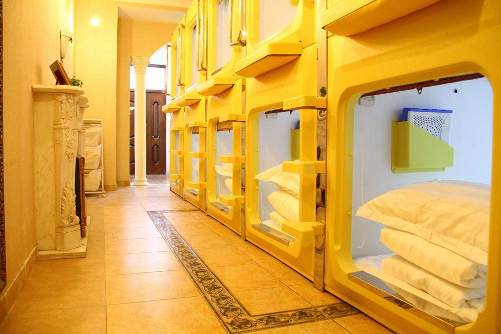 尚俭太空舱公寓(北京青年路地铁站店)预订/团购