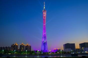 【客村/赤岗】广州塔108层E区白云星空观光(双人票)-美团