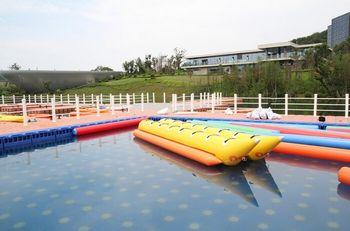 【淳安县】千岛湖欢乐水世界(水上步行球)成人门票-美团
