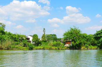 【西溪】西溪湿地东区(周家村主入口)-美团