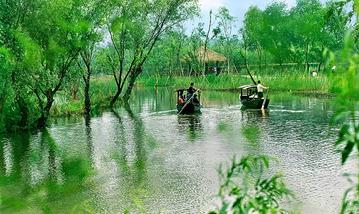 【杭州出发】渔夫之旅、西溪湿地东区(周家村主入口)纯玩1日跟团游*西溪渔夫之旅-美团